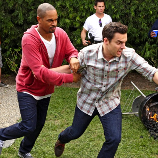 """<i>New Girl</i> Review: """"Dice"""""""