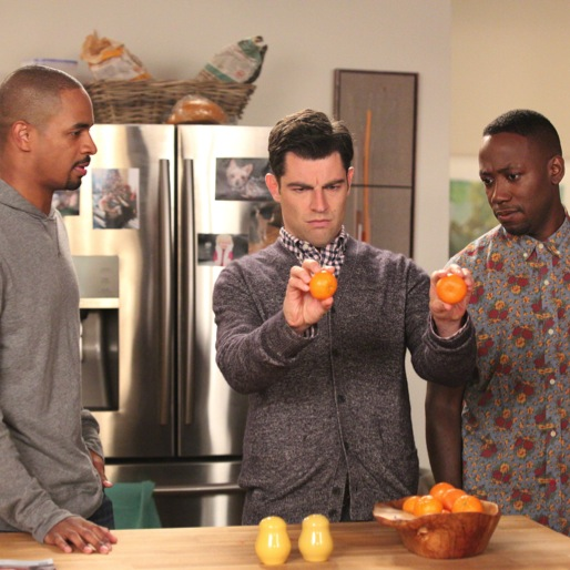 "<i>New Girl</i> Review: ""Goldmine"""