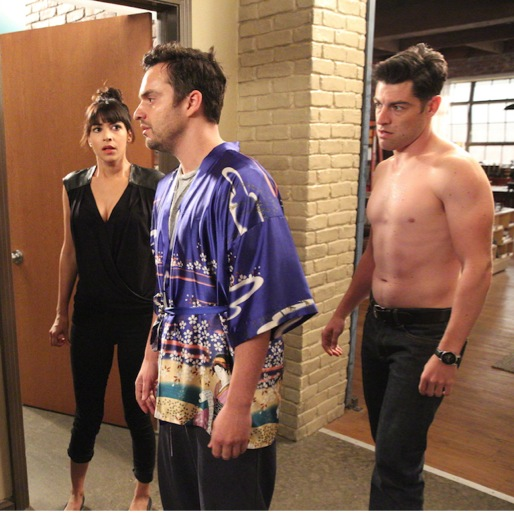 """<i>New Girl</i> Review: """"Background Check"""""""