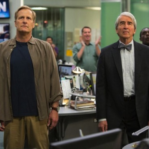 "<i>The Newsroom</i> Review: ""Boston"""