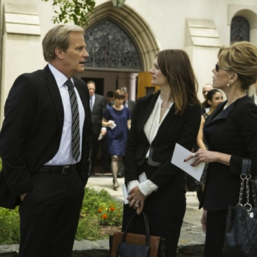"""<i>The Newsroom</i> Review: """"What Kind of Day Has It Been"""""""