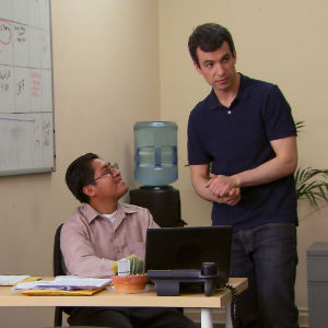 "<i>Nathan For You</i> Review: ""Dating Website/Party Planner"""