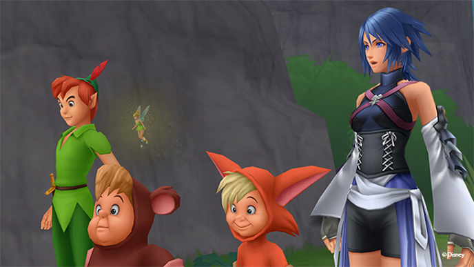 The Top 10 Disney Worlds in Kingdom Hearts :: Games ...