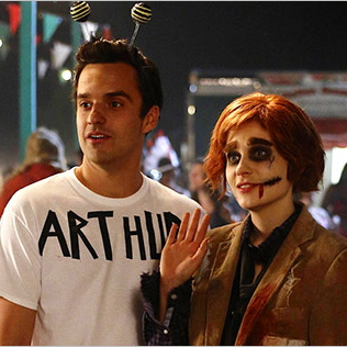 """<i>New Girl</i> Review: """"Halloween"""" (Episode 2.06)"""