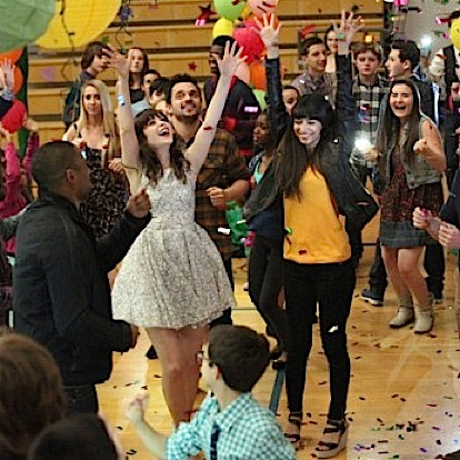 "<i>New Girl</i> Review: ""Dance"""