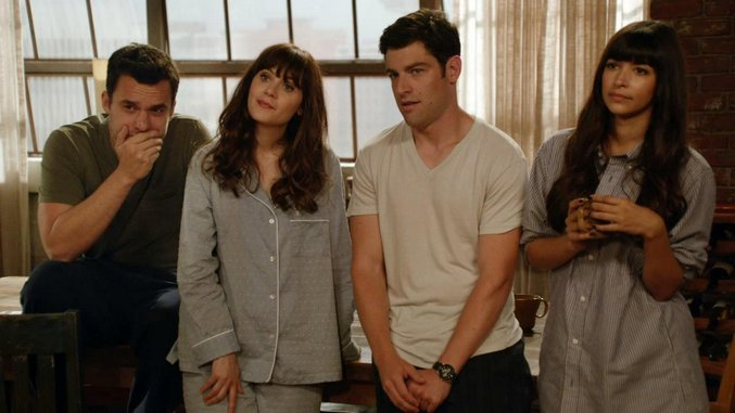 "<i>New Girl</i> Review: ""Double Date"" (Episode 3.03)"