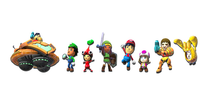 The 10 Best Mii Games :: Games :: Nintendo :: Paste
