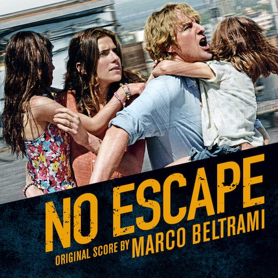 "Video Premiere: Jim James - ""Take Care Of You"" (<i>No Escape</i> Soundtrack)"