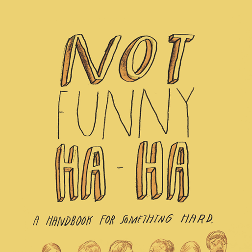 <i>Not Funny Ha-Ha</i> by Leah Hayes Review