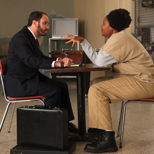 """<i>Orange is the New Black</i> Review: """"Where My Dreidel At""""/""""A Tittin' and a Hairin'"""""""