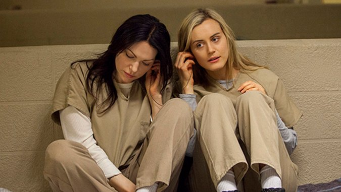 """Laura Prepon Returning for """"Most"""" of Forthcoming <i>Orange is the New Black</i> Season"""