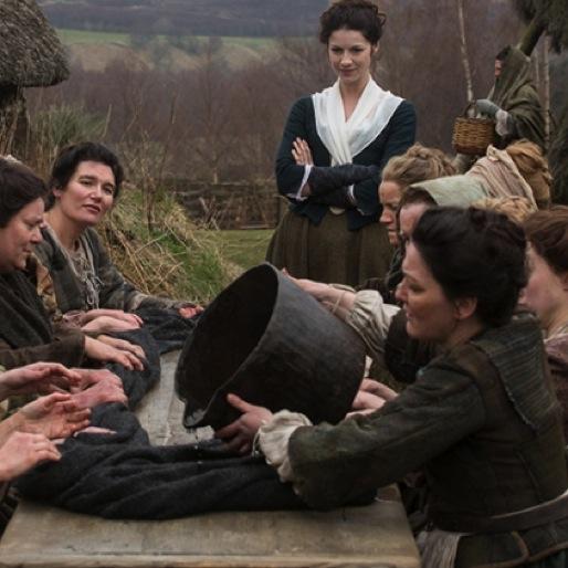 """<i>Outlander</i> Review: """"Rent"""""""