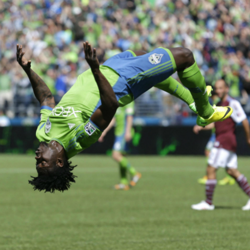 Obafemi Martins' Goal Against Colorado Will Knock Your Socks Off