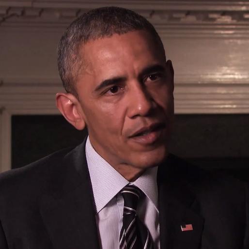 President Obama Talks America's War on Drugs with <i>The Wire</i> Creator David Simon