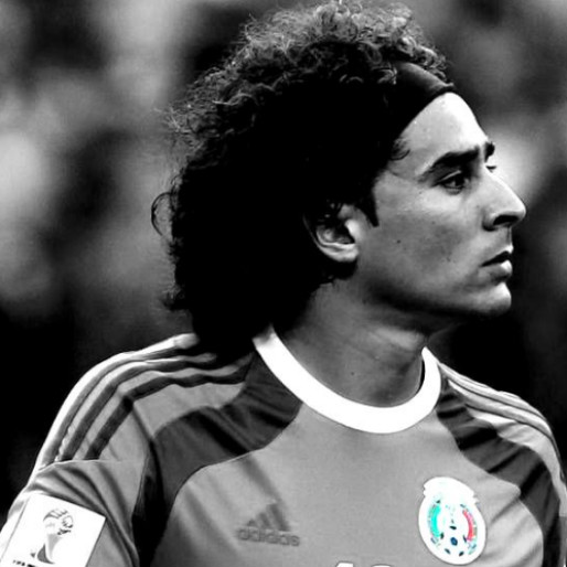 Enjoy Guillermo Ochoa's Brilliant, One-Handed Save