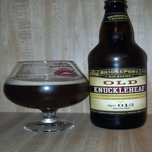 Bridgeport's Old Knucklehead Review: Big, Barreled, Bourbony