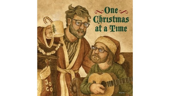 John Roderick and Jonathan Coulton: <i>One Christmas at a Time</i>