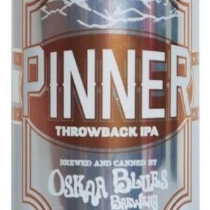 Oskar Blues Pinner Session IPA Review