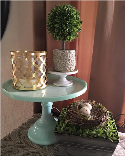 Clever design ideas for pretty cake stands design for Pretty cake stands