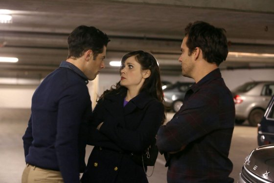 &lt;i&gt;New Girl&lt;/i&gt; Review: &quot;Parking Spot&quot; (Episode 2.17)