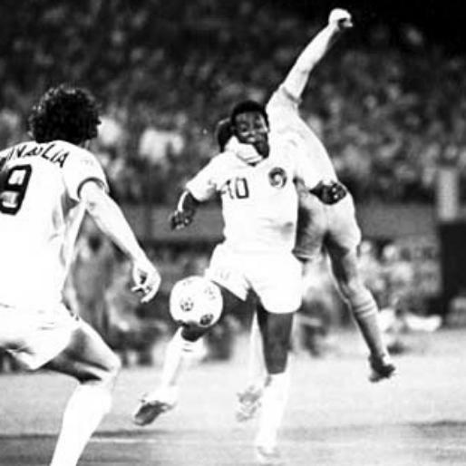 Throwback Thursday: When Pelé Came to Minnesota