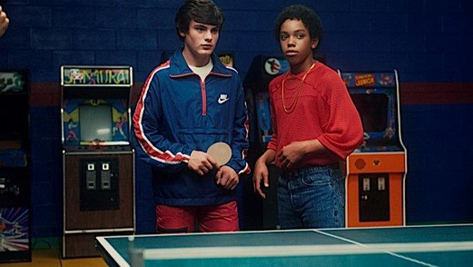 <i>Ping Pong Summer</i> (2014 Sundance review)