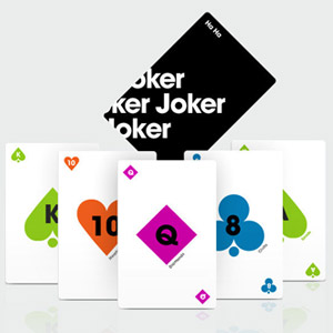 30 of the Best Designed Playing Cards