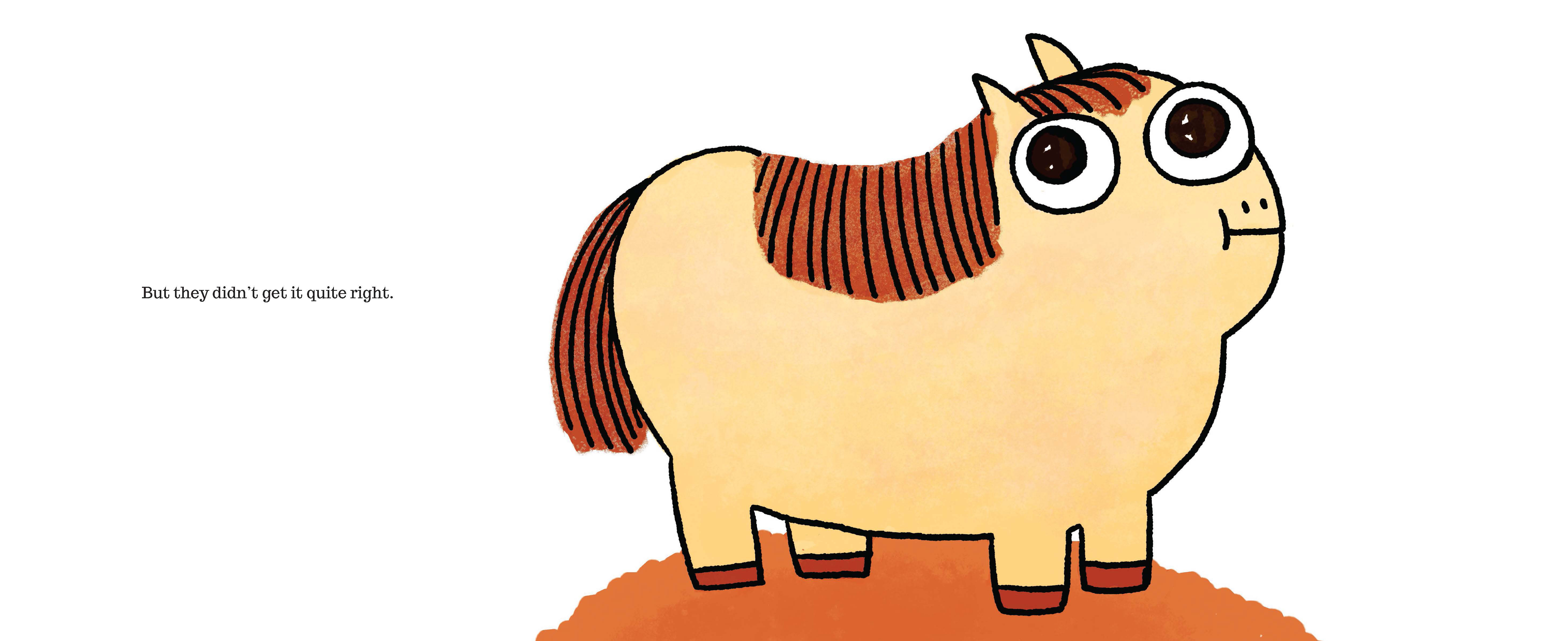 Princess and the pony creator kate beaton discovers the - Princesse poney ...