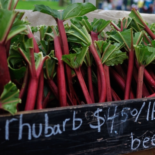Farmers' Market Fetish: Portland, Oregon