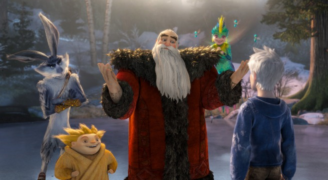 <i>Rise of the Guardians</i>