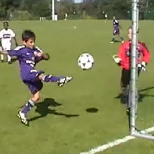 Newest AS Roma Signing — 10-Year-Old Prodigy Pietro Tomaselli