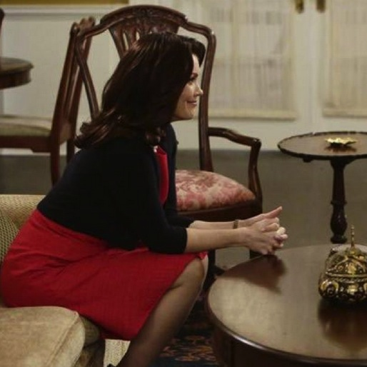 "<i>Scandal</i> Review: ""First Lady Sings the Blues"""