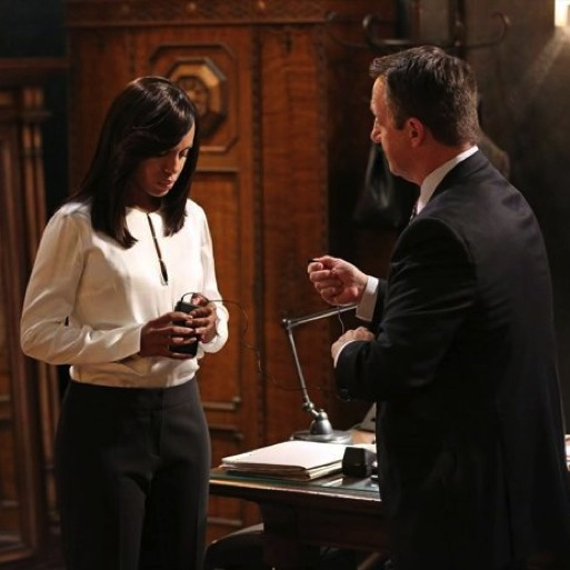 """<i>Scandal</i> Review: """"The Last Supper"""""""