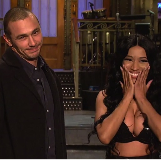 "<i>Saturday Night Live</i> Review: ""James Franco/Nicki Minaj"""