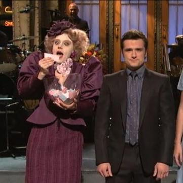 """<i>Saturday Night Live</i>: """"Josh Hutcherson/HAIM"""" (Episode 39.07)"""