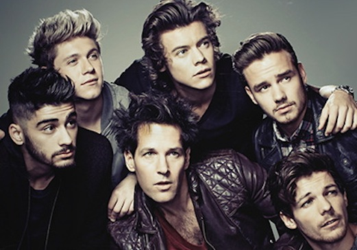 """<i>Saturday Night Live</i> Review: """"Paul Rudd/One Direction"""" (Episode 39.08)"""