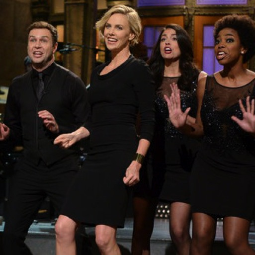 "<i>Saturday Night Live</i> Review: ""Charlize Theron/The Black Keys"""