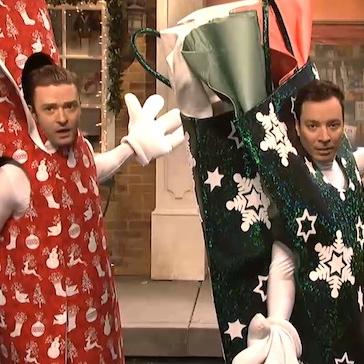 "<i>Saturday Night Live</i> Review: ""Jimmy Fallon/Justin Timberlake"" (Episode 39.10)"