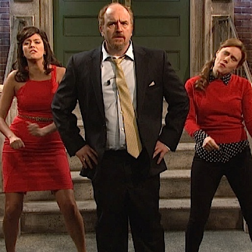 Louis C.K. to Host Final <i>SNL</i> of Season