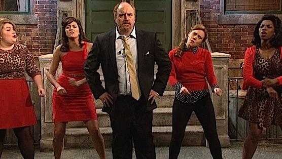 "<i>Saturday Night Live</i> Review: ""Louis C.K./Sam Smith"""