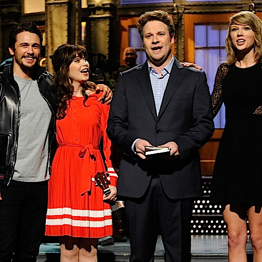"<i>Saturday Night Live</i> Review: ""Seth Rogen/Ed Sheeran"""