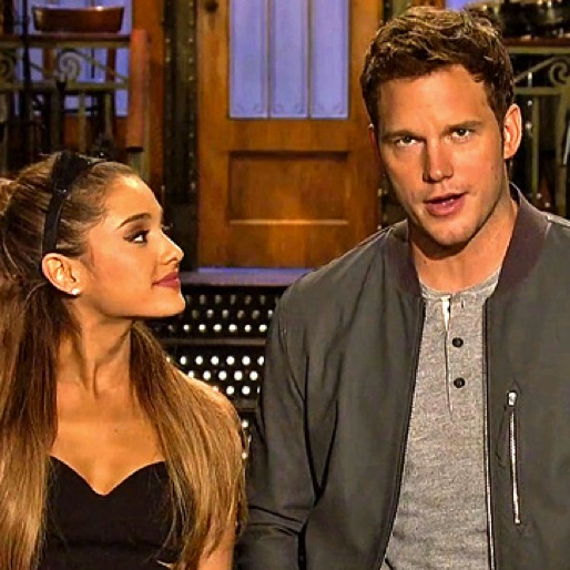 "<i>Saturday Night Live</i> Review: ""Chris Pratt/Ariana Grande"""