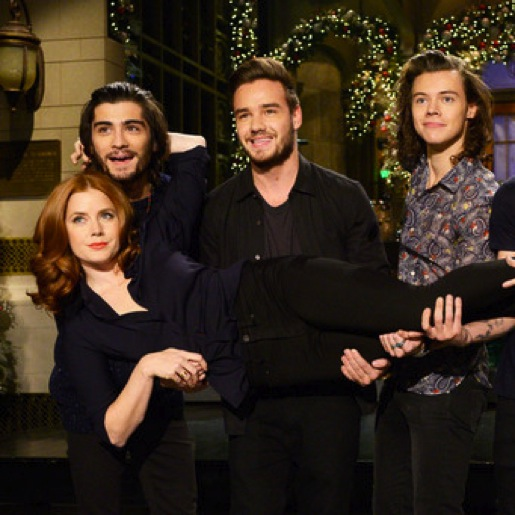 "<i>Saturday Night Live</i> Review: ""Amy Adams/One Direction"""