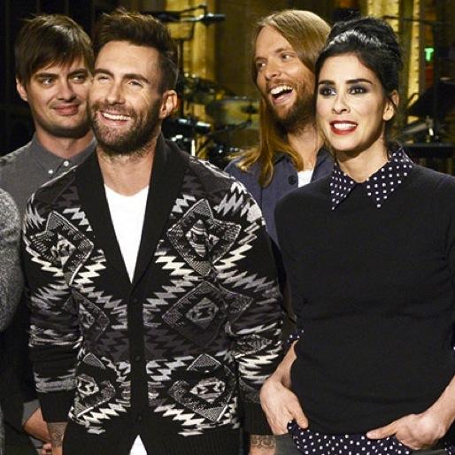 "<i>Saturday Night Live</i> Review: ""Sarah Silverman/Maroon 5"""