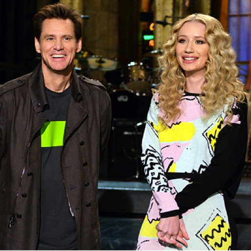 "<i>Saturday Night Live</i> Review: ""Jim Carrey/Iggy Azalea"""