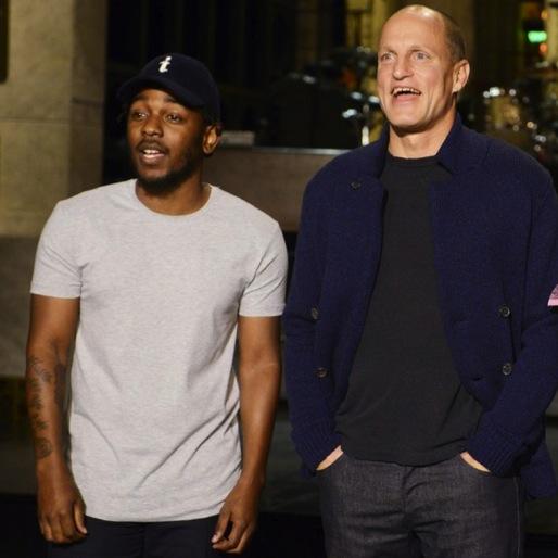 "<i>Saturday Night Live</i> Review: ""Woody Harrelson/Kendrick Lamar"""