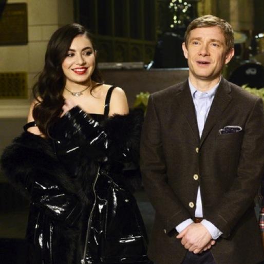 "<i>Saturday Night Live</i> Review: ""Martin Freeman/Charli XCX"""