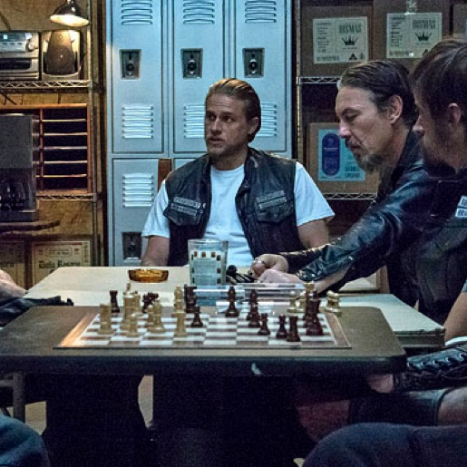 "<i>Sons of Anarchy</i> Review: ""Suits of Woe"""