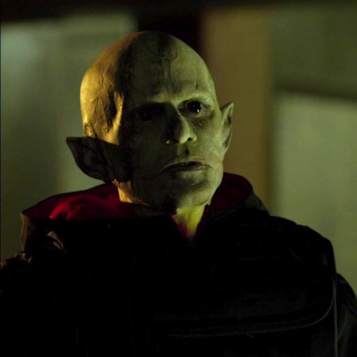 """<i>The Strain</i> Review: """"Fort Defiance"""""""