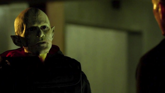 "<i>The Strain</i> Review: ""Fort Defiance"""